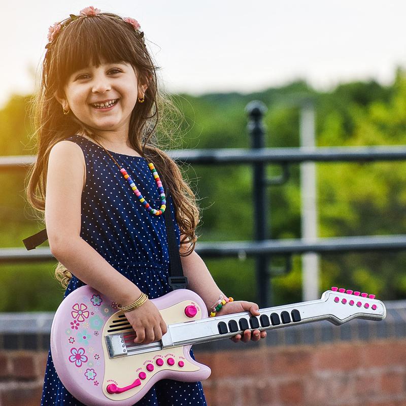 kitaraa on kiva soittaa